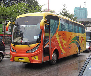 Billion Stars Express Bus