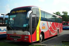 City Holidays Express Bus