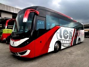 KKKL Travel & Tours Pte Ltd Bus