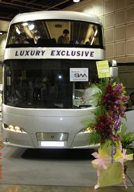 Luxury Express Bus