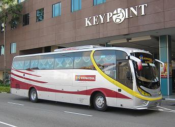 S&S International Express Bus
